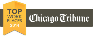 GIT named top workplace by Chicago Tribune.